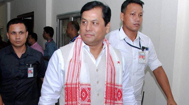 independence day, 70th independence day, assam independence day, independence day speech, sarbananda sonwal, assam chief minister sonowal, assam chief minister, assam bangladesh, india bangladesh border, india news