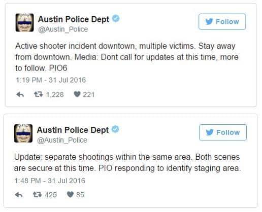 Texas, Texas shooting, austin shooting, texas gunman, texas police, austin attack, news, downtown austin, downtown austin attack, downtown austin shooting
