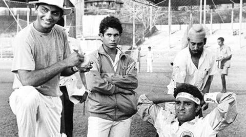 cricket, indian cricket, indian cricket team, azharuddin, sachin tendulkar, mahesh manjrekar, old indian cricketers