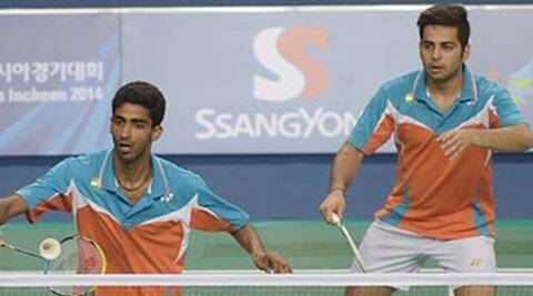Rio 2016 Olympics, Rio 2016 Olympics news, Rio 2016 Olympics updates, B. Sumeeth Reddy, sports news, sports, badminton news, Badminton