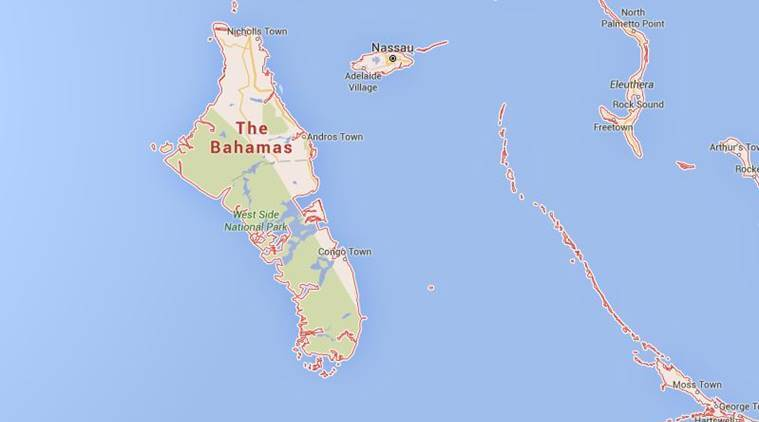 Bahamas Issues Travel Advisory To The US Following Shootings The - Us travel alert map