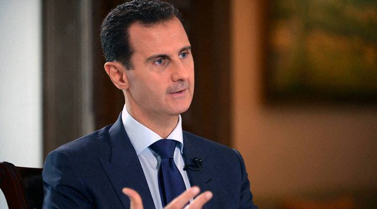 Syria, Syria opposition, Bashar al-Assad, Assad, London, High Negotiations Committe, HNC, Syria news, world news, indian express