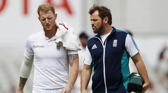 Latest injury setback leaves Stokes devastated