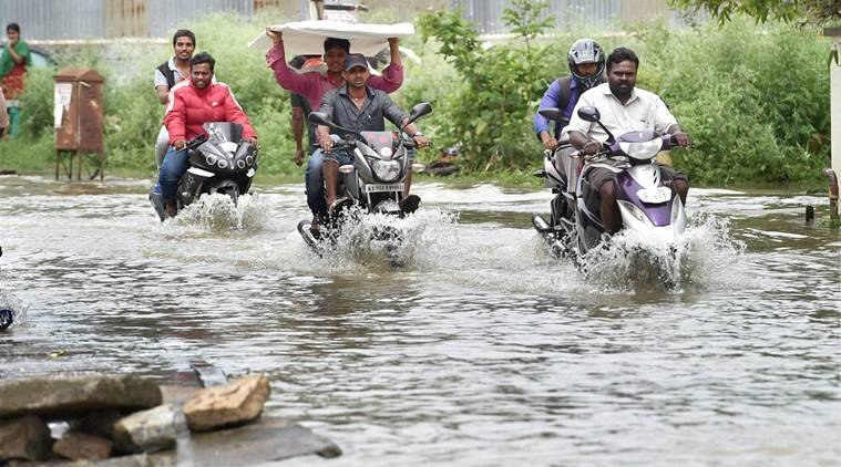 rains, bengaluru rains, rains in bengaluru, monsoon rains, india monsoon rains, monsoon rains in india, waterlogging in bengaluru, bengaluru waterlogging, india news, latest news