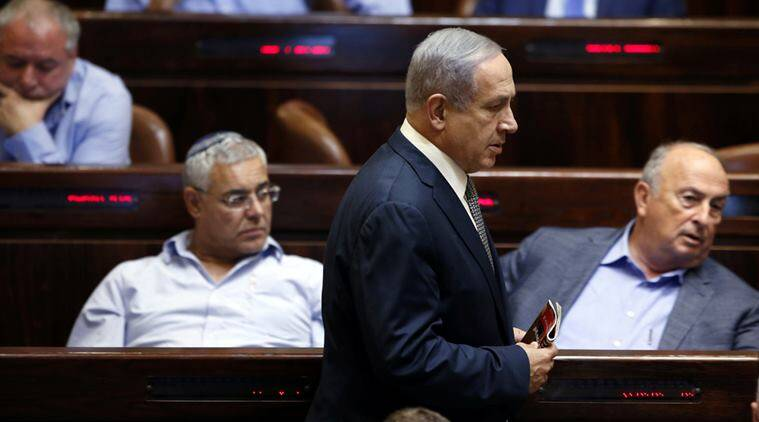 Knesset Passes NGOs Law Amid Opposition