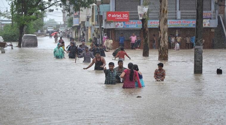 MP Floods, Floods in Madhya Pradesh, Madhya Pradesh floods, Madhya Pradesh rains, Heavy rains in MP, Vidisha, Bhopal, news, India news, News update on MP Floods,
