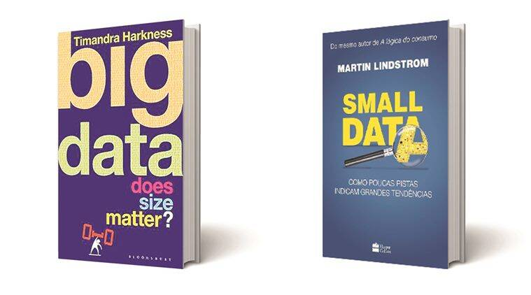 The Volume Game Book Review Of Big Data Does Size Matter And Small