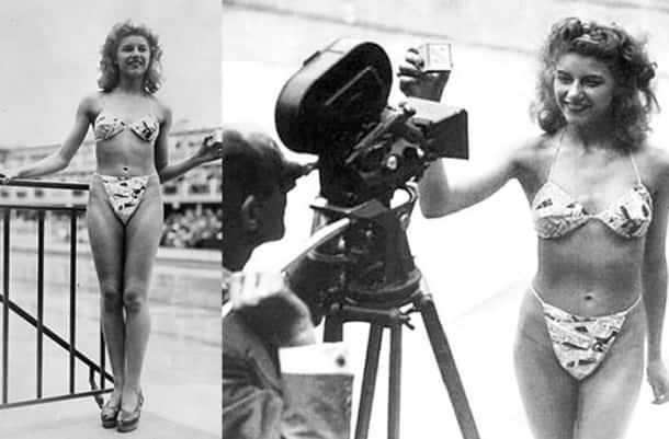 bikini day, world bikini day, all you need to know about bikinis, fashion trivia, history of bikini, sharmila tagore bikini filmfare,