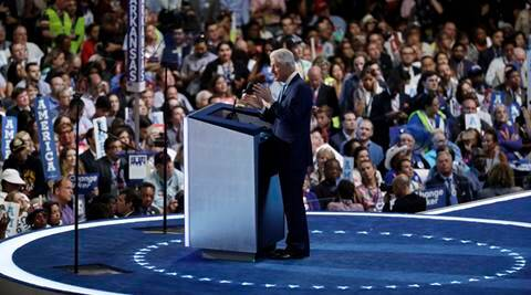 Hillary Clinton, Bill Clinton Democratic Convention, Bill Clinton on Hillary Clinton, Hillary Clinton Democratic Convention, Democratic Convention Philadelphia, Philadelphia, US Elections 2016, US Elections, US Elections latest update, Hillary Clinton nominated as Democratic leader, world news,