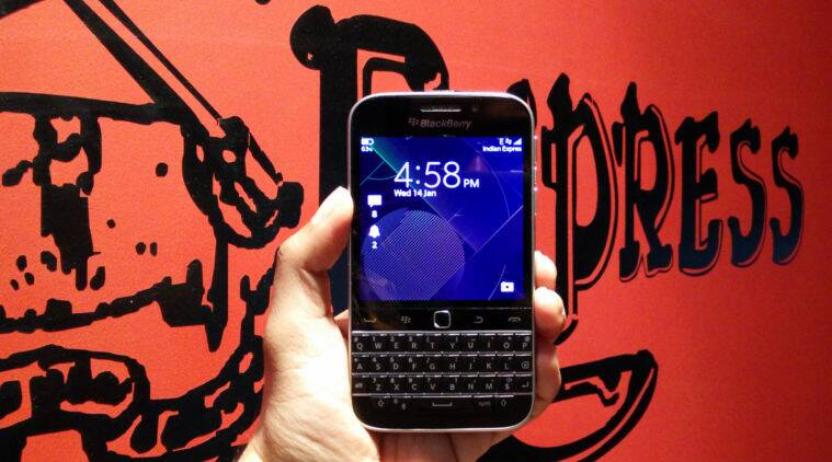 Blackberry, Blackberry phones, blackberry  classic model phones, Black berry softwares,  classic model smart phone blackberry, tech news, latest news