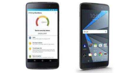 blackberry, blackberry DTEk50, DTEK50 price, DTEK50 specifications, DTEK50 features, DTEK50 specs, DTEK50 camera, DTEK50 india, blackberry news