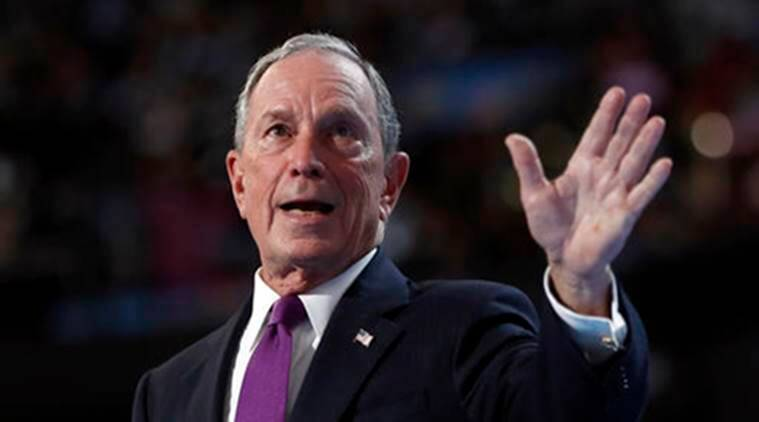 Michael Bloomberg, Bloomberg, trump millionaire, trump, donald trump, US presidential elections, white house, news, US news, world news, international news, latest news, Hillary clinton, hillary, clinton