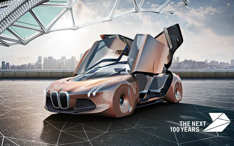 BMW is teaming up with Intel and Mobileye to develop new technology that could put self-driving cars on the road by around 2021 (Source: BMW)