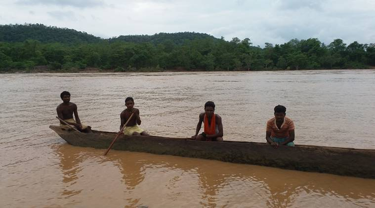 Indravati river,Kodnar,Bastar,Dantewada, MaoistDantewada, eye 2016, maoist, news, India news, national news, latest news,Indravati