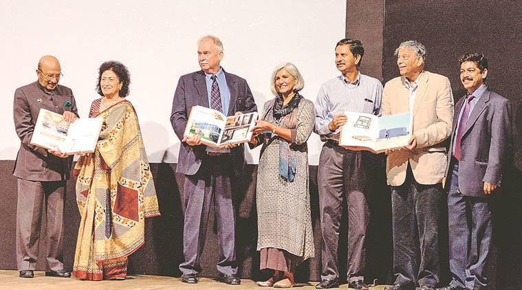 pune, Christopher Benninger, Architecture for Modern India, book launch, book launch pune, pune lifestyle, pune art and culture, pune book launch, architecture book, india news