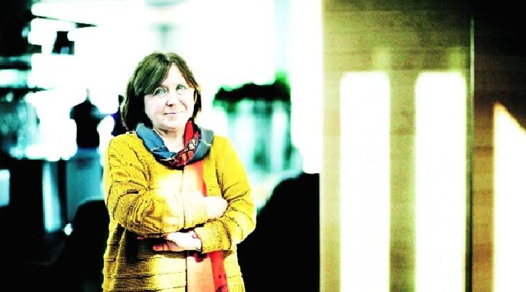 Svetlana Alexievich, Nobel Prize for literature, Secondhand Time: The Last of the Soviets, Secondhand Time, NS Madhavan, The Last of the Soviets, book review, soviet books, history books