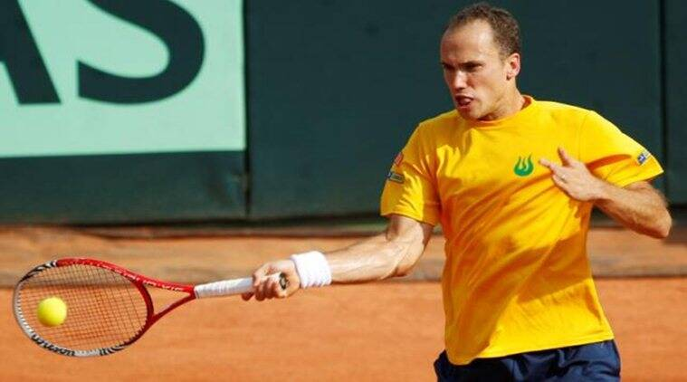 Bruno Soares and Murray will face the French pairing of Edouard Roger-Vasselin and Julien Benneteau. (Source: Reuters)