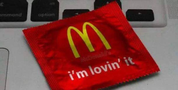 What if brand taglines were ads for condoms? They fit just right