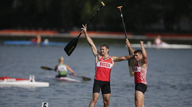 Rio 2016 Olympics Canoeists Look To Paddle Out Of Doping Wake