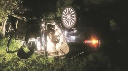 Six college students die in car mishap on Mumbai-Pune Expressway