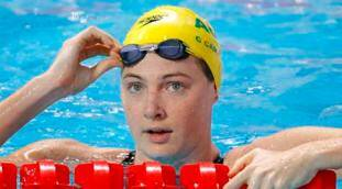 Australian swimmers focus on Rio, not poot London show