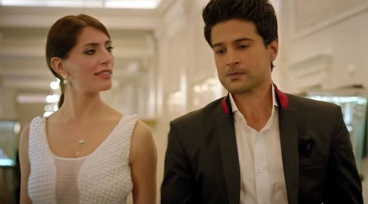 Rajeev Khandelwal, fever, Rajeev Khandelwal next movie, Caterina Murino, Caterina Murino italian actress