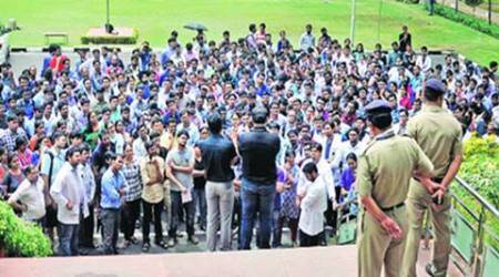 At PGI: Patients suffer most after curtailment of OPD timings, protest of resident doctors