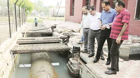 Chandigarh: Water problem persists for 2nd day, MC presses 57 tankers intoservice