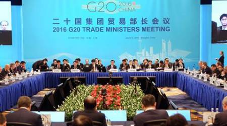 G20, G20 economies, G20 discussions, Brexit, global growth discussions, protectionism, Chendu, G20 news, world news