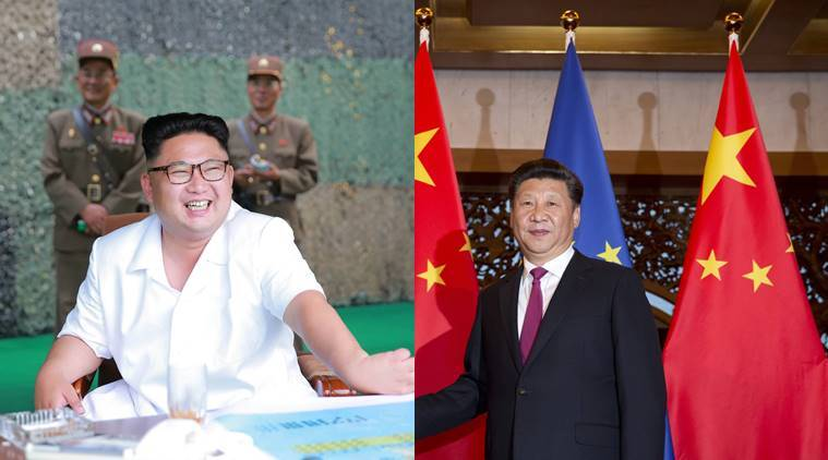 China, North Korea, China-North Korea relations, North Korea UN sanctions, North Korea sanctions, UN sanctions, world news, latest news, indian express