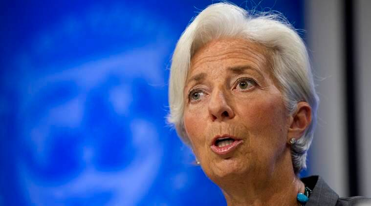 IMF's Christine Lagarde expects US and China to reach trade deal
