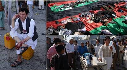 Kabul blast: 61 killed, more than 200 injured in suicide bombing claimed by IS