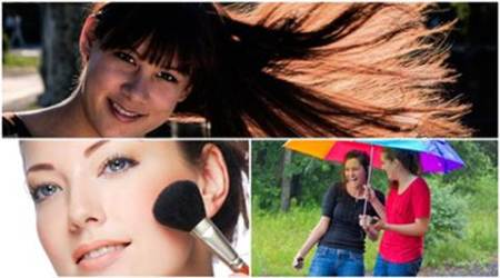 Monsoon, Monsoon fashion tips, hair care, lip care, sun protection, precautions for monsoon, lifestyle news, fashion news