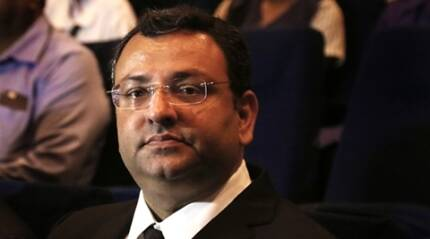 Day after ousting Cyrus Mistry, Tatas file caveats against him and his firm