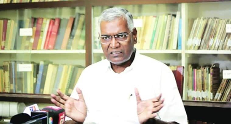 Una flogging creats uproar in Guj House, Cong MLAs suspended