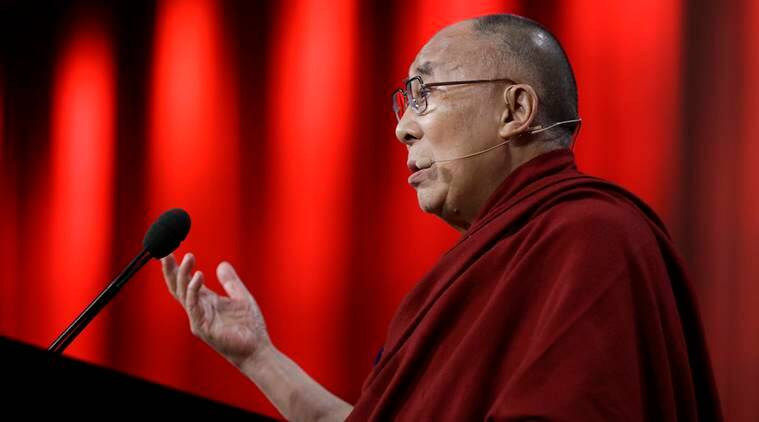 Hope Trump And Putin Work Together For A Peaceful World Order Says The Dalai Lama World News The Indian Express