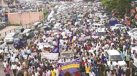 Opposition targets government over 'increasing' attacks on Dalits, Muslims