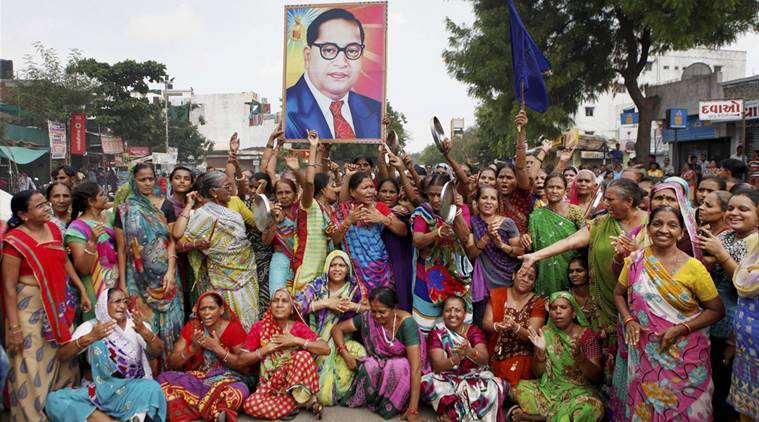 dalits gujarat, gujarat dalits, dalits una, una dalits, dalit protests gujarat, guajrat dalit protests,