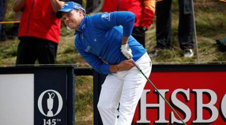 Danny Willett, Danny Willett Royal Troon, Troon Danny Willett, Danny Willett game, sports news, golf news, Golf