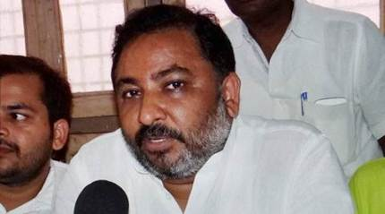 Expelled BJP leader Dayashankar Singh arrested in Bihar