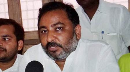 Suspended BJP leader Dayashankar Singh arrested in Bihar