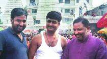Absconding Dayashankar Singh spotted at Jharkhand temple