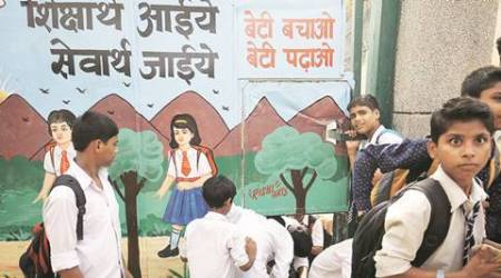 Little elbow room for education in Delhi governmentschools