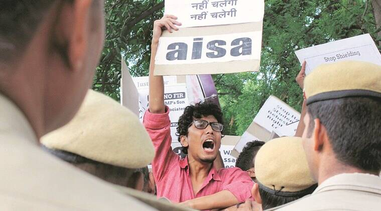 Student groups to protest in Lucknow, All India Students Association (AISA) Protests in Lucknow, Junaid khan Murder, Bhim Army chief Chandrashekhar Azad, Uttar Pradesh Subordinate Service Selection Commission (UPSSSC) recruitment, Yogi Adityanath Government,