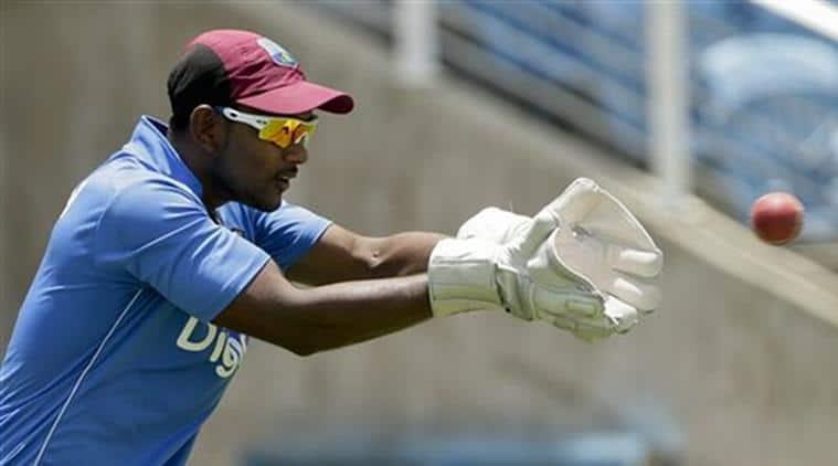 Wicket keeper batsman denesh ramdin has played 74 test and has scored
