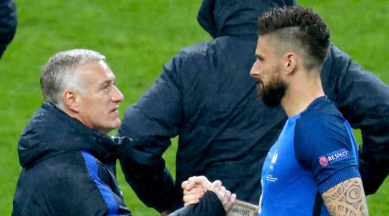 Euro 2016, Germany vs France, France vs Germany, FRA vs GER, GER vs FRA, France, French coach, coach Didier Deschamps, Didier Deschamps, Deschamps, Football