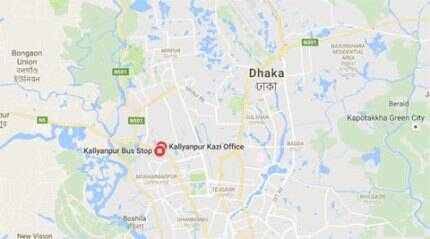 Bangladesh police say 9 militants killed in Dhaka raid