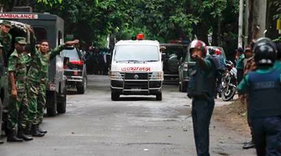 Dhaka hostage crisis ends, six gunmen killed, 13 hostages rescued