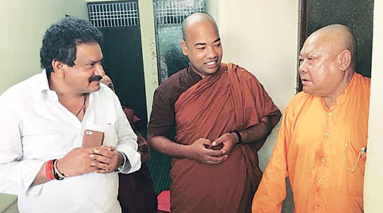 uttar pradesh, dalit, bharatiya janata party, up polls, up elections, up bjp, dhamma chetna rally, dalit buddhism, buddist monk up rally, bjp buddhist monk up rally, bjp dalit programmes, up bjp dalit yatra, br ambedkar, amdebkar buddhism, up news, india news, latest news
