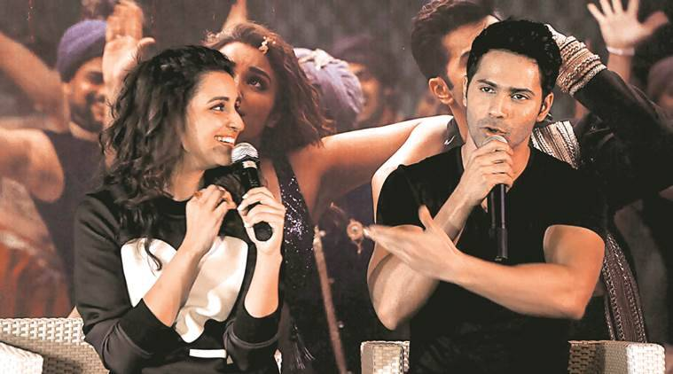 Jaaneman Aah: Varun Dhawan, Parineeti Chopra recreates Govinda and Karishma's Dance Moves